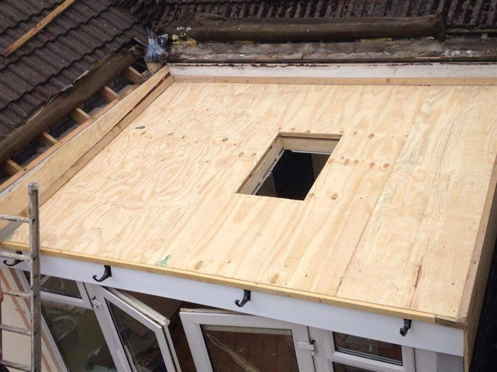 Felt Roof Repairs Meath