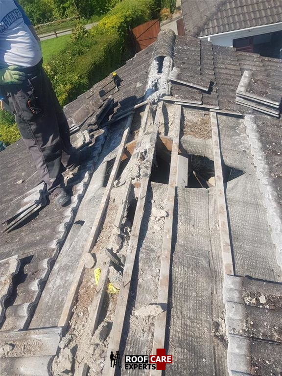 Leaking Roof Repairs Meath