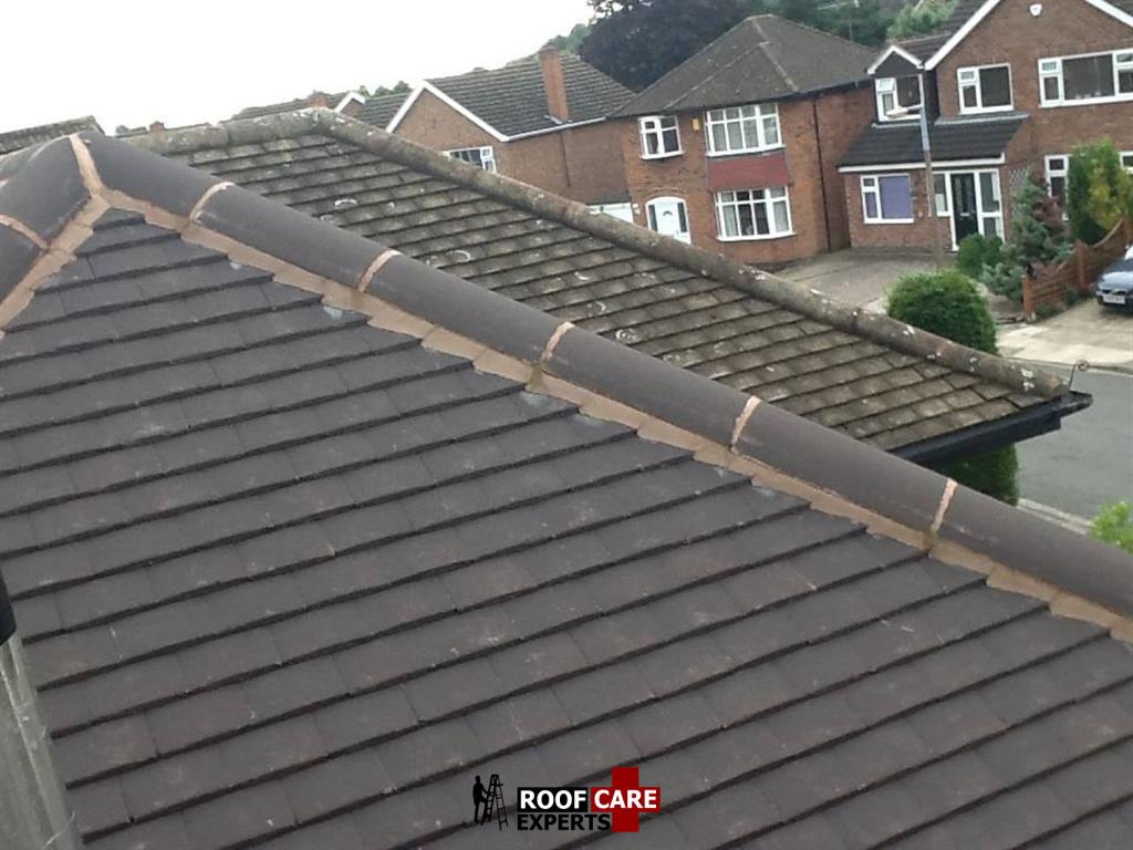 Ridge Tile Repairs in Meath