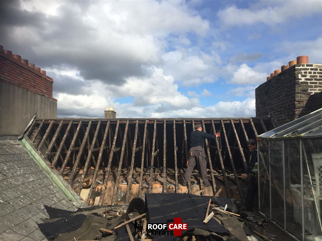 Roof Tile Repairs in Meath