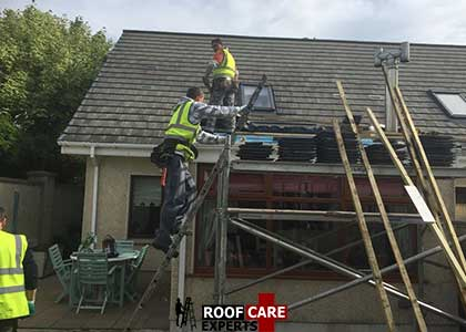 Roof Tile Repairs Meath