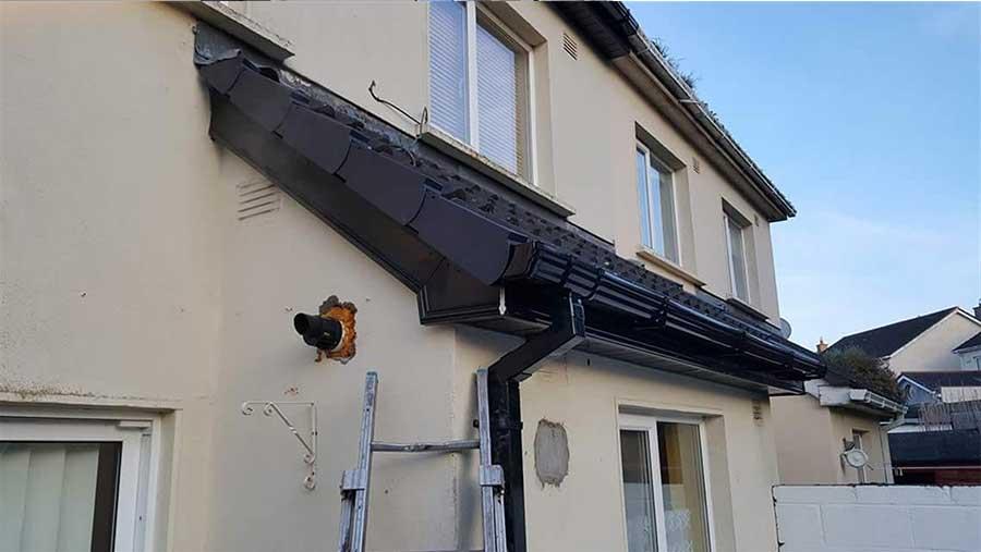 Gutter repairs Ashbourne, Rain Gutters