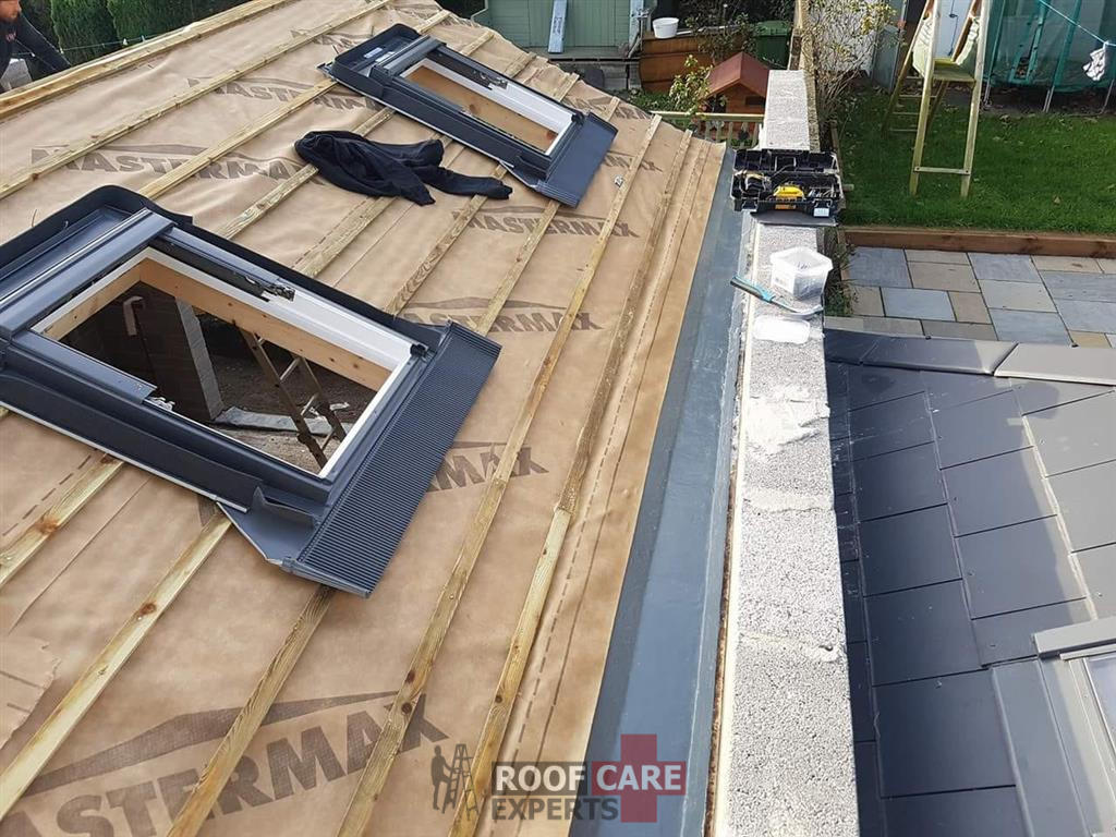 Roofing Contractors Ashbourne